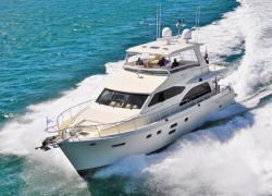 Hampton Motor Yachts
