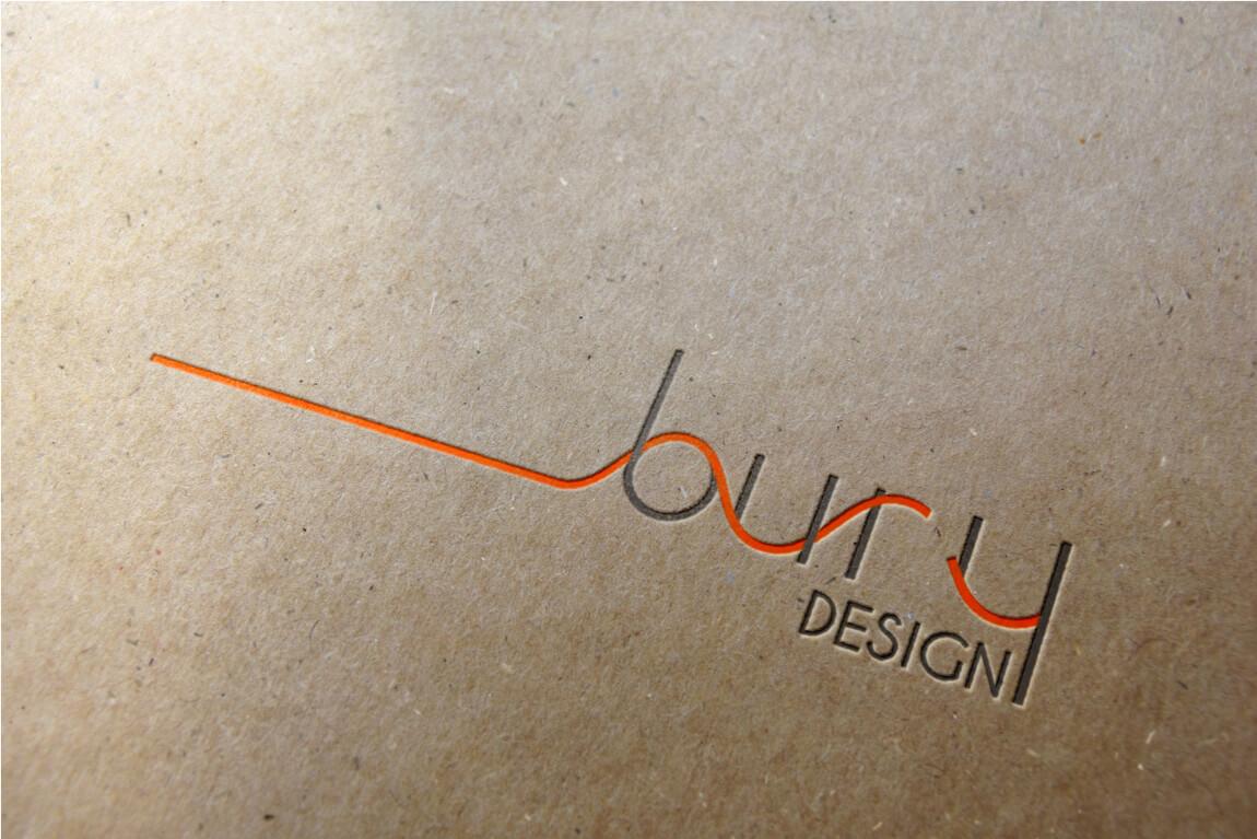 Bury Design Branding