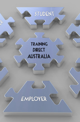 Training Direct – Jigsaw Logo