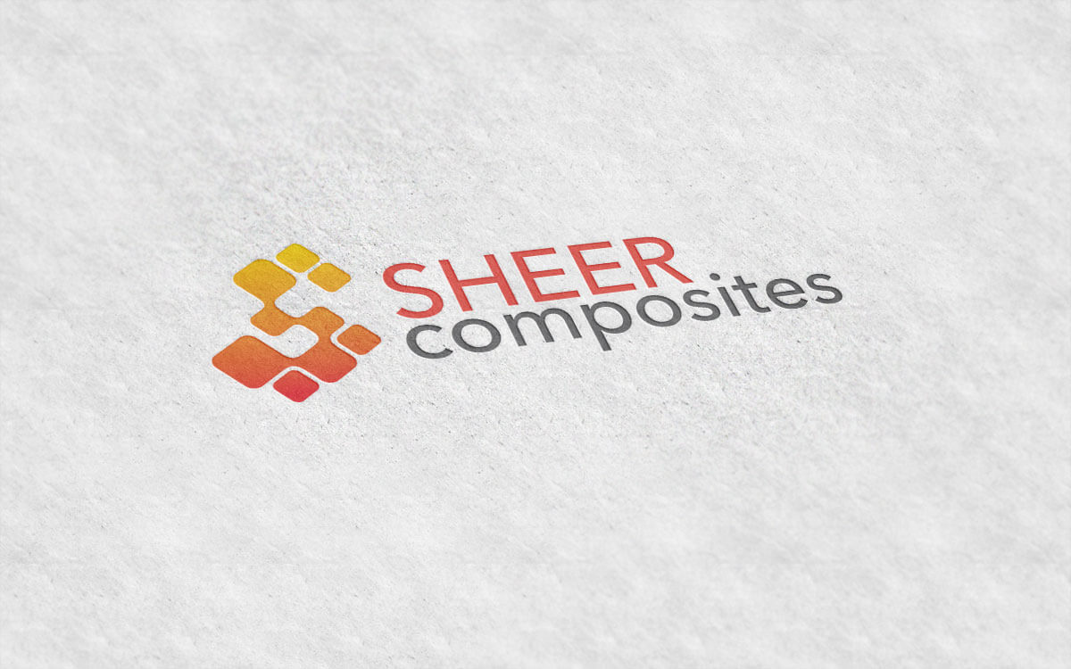 Sheer Composites Logo Design