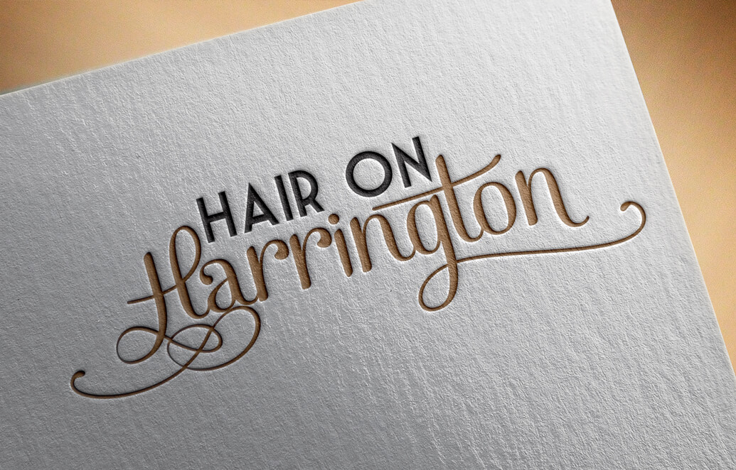 Hair on Harrington