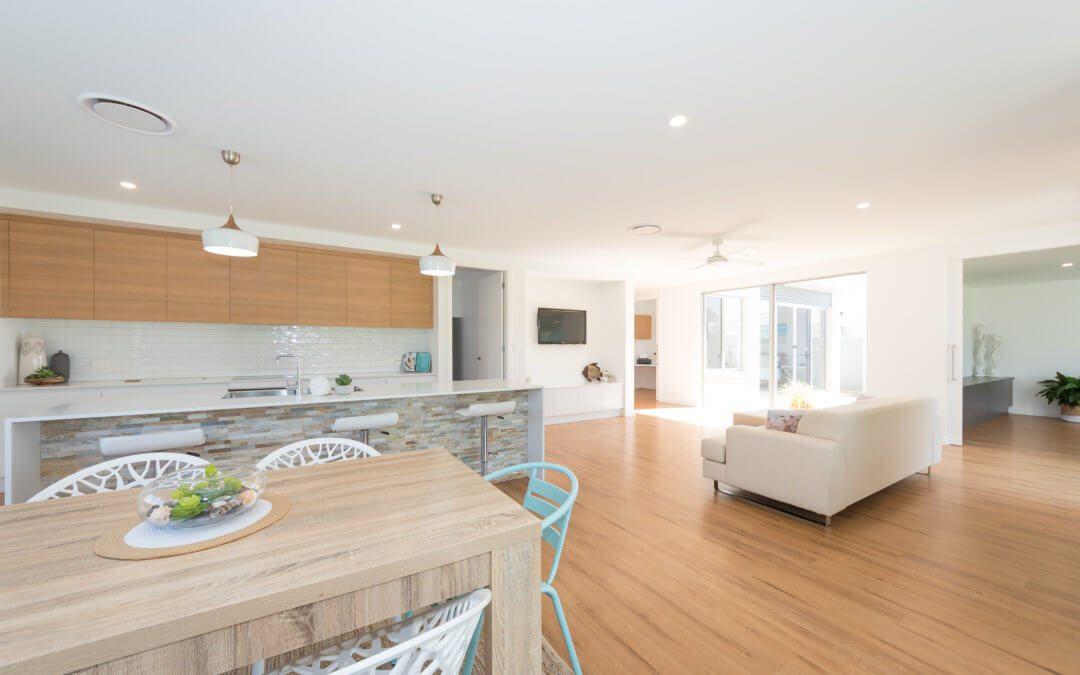 Bayline Homes – Warton Residence