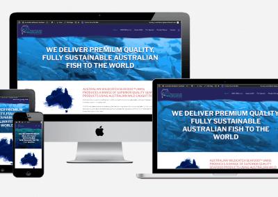 Australian Wildcatch Seafood Website